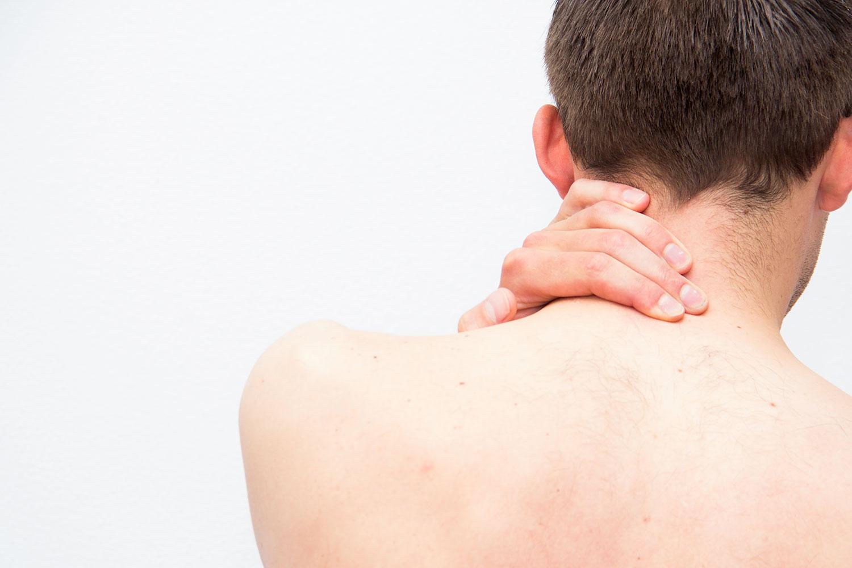 Osteopaat Eric Amsterdam en Bentveld nekklachten
